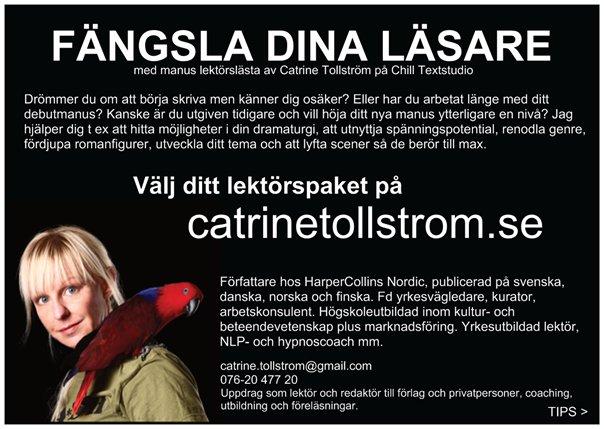 Lektör Catrine Tollström