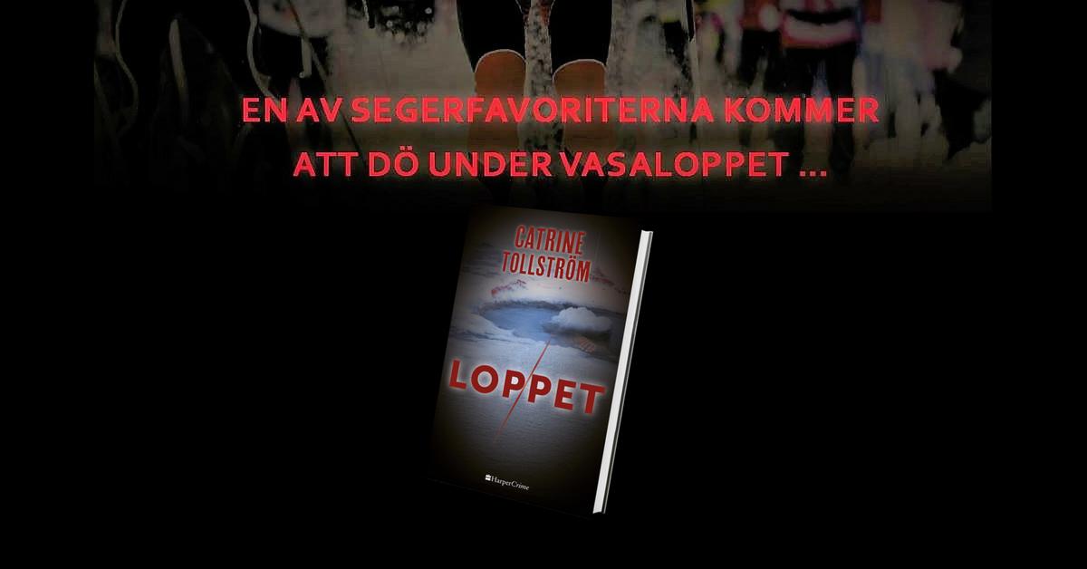 Loppet, thriller, Tollström