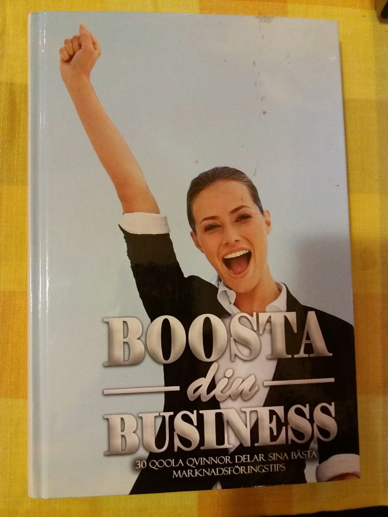 Qoola kvinnor, Boosta din business